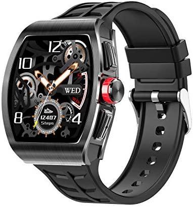 Cuando los relojes de lujo Negocios tradicionales para hombres se vuelven inteligentes, lo llamamos SmartWatch TK18