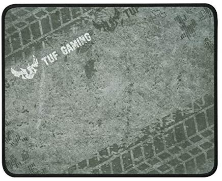 Asus TUF Gaming P3 Mousepad with Anti-Fray Stitching and Non-Slip Base (13.78 in X 11.02 In)