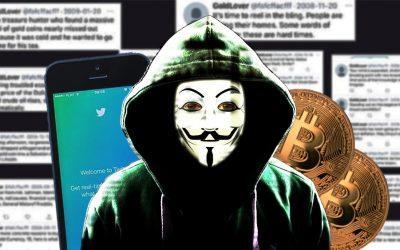 Investigador descubre perfil de Twitter que supone pertenecía a Satoshi Nakamoto