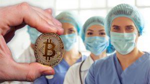 grupo salud españa pagos criptomonedas bitcoin