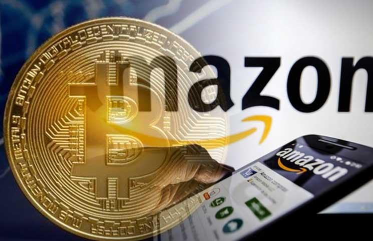 Los rumores de Amazon Bitcoin envían la criptomoneda hacia los $ 40,000
